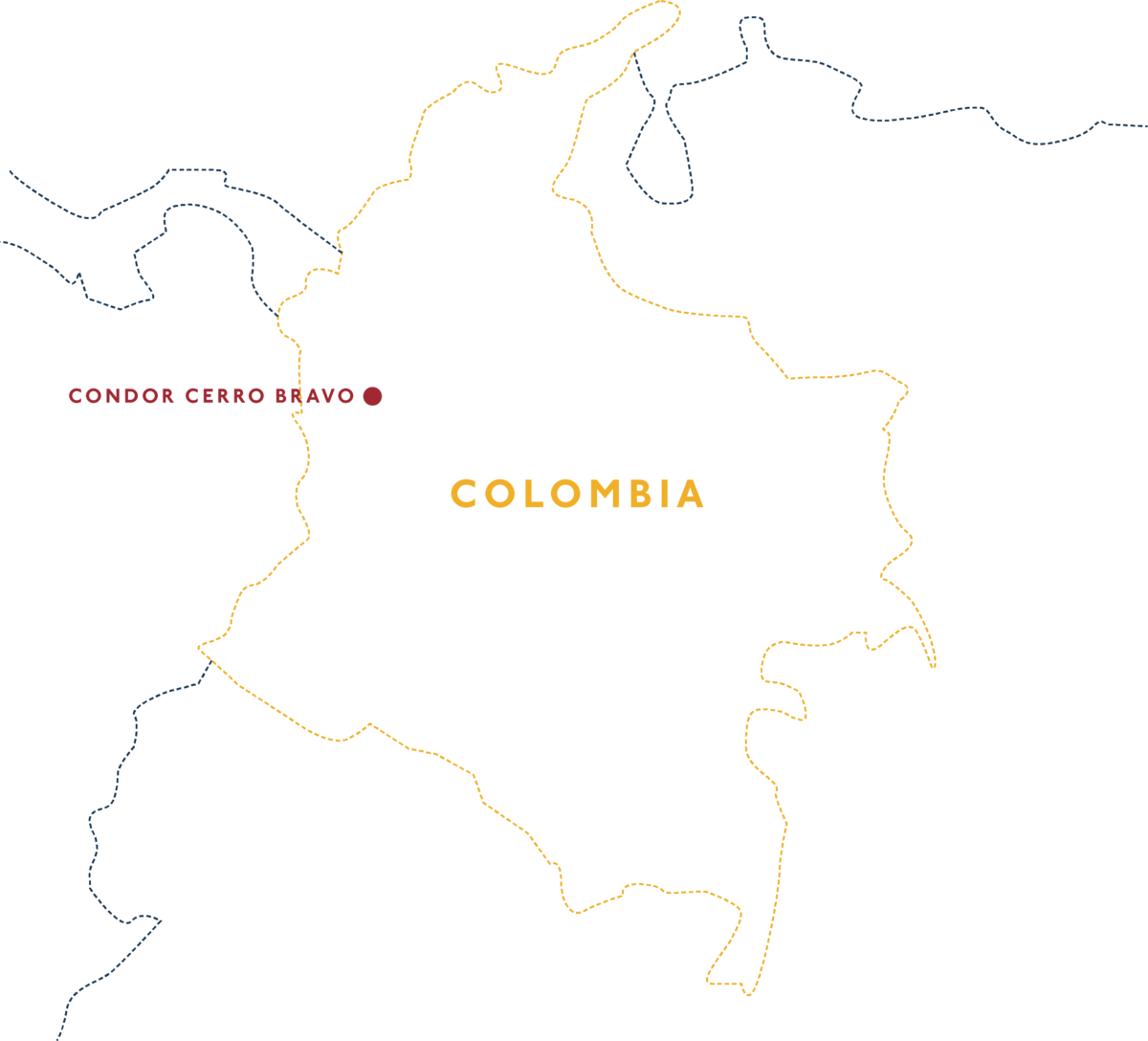 Colombia Condor Cerro Bravo Co2 Decaf