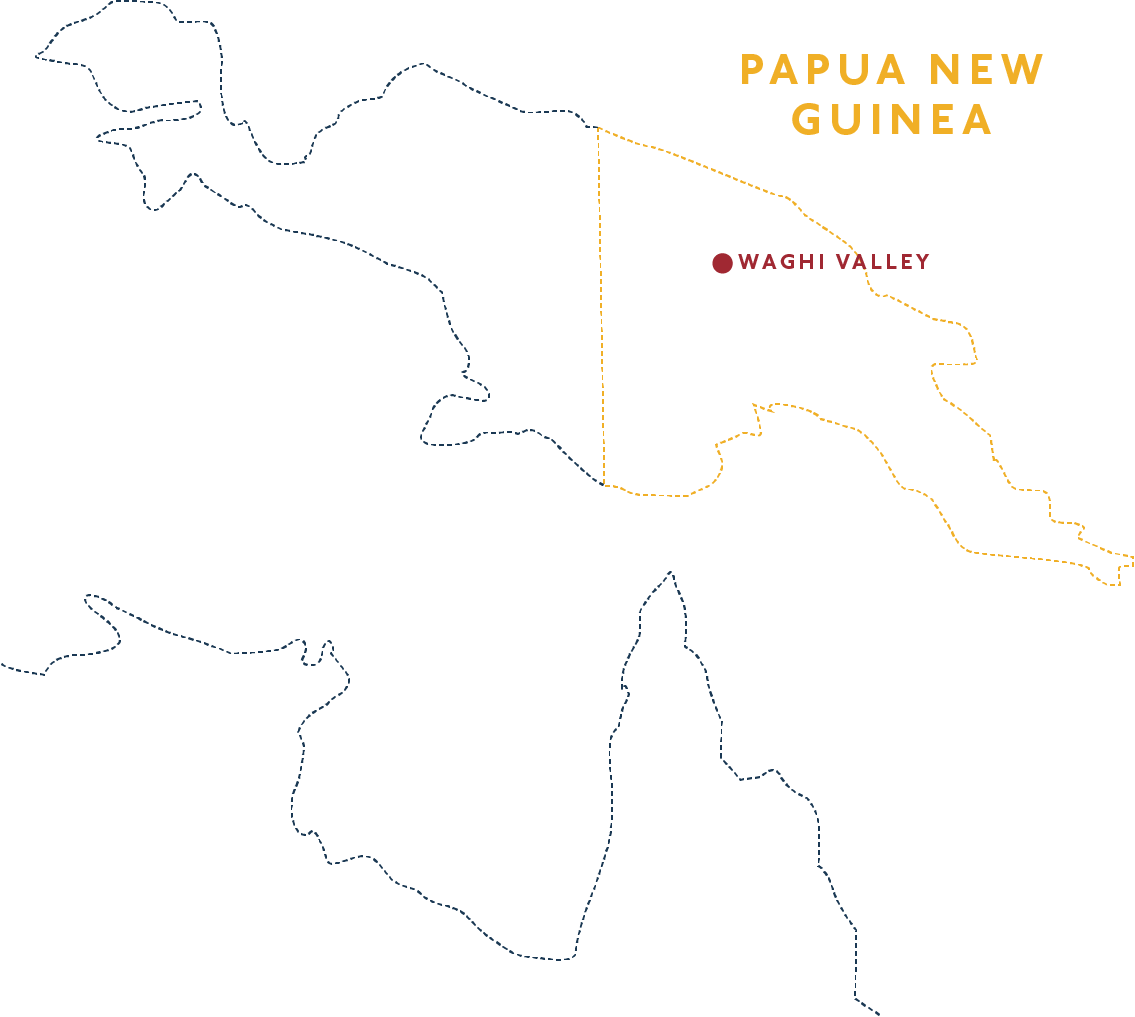 Papua New Guinea Waghi Valley